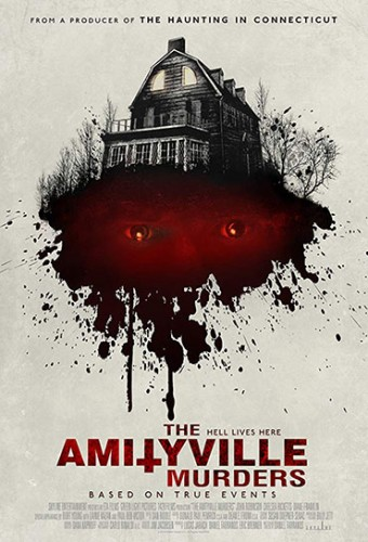 Poster do filme Os Assassinatos de Amityville