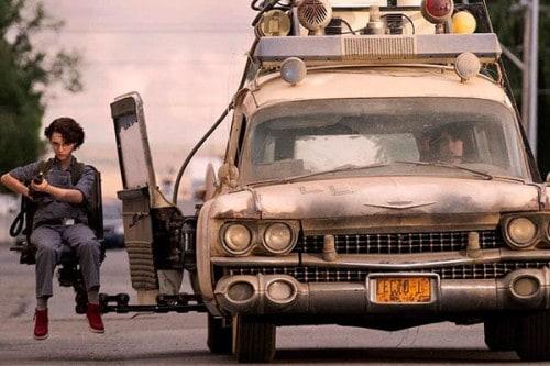 Imagem 1 do filme Ghostbusters - Mais Além