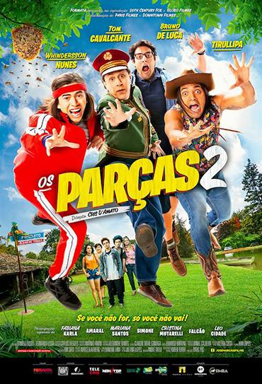 Poster do filme Os Parças 2