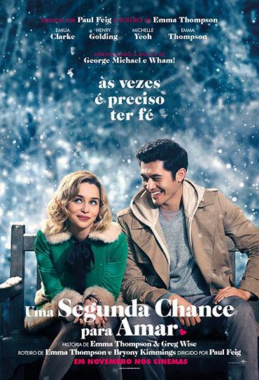 Poster do filme Uma Segunda Chance para Amar