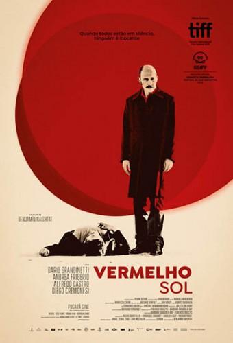 Poster do filme Vermelho Sol