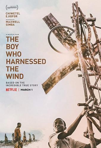 Poster do filme O Menino que Descobriu o Vento