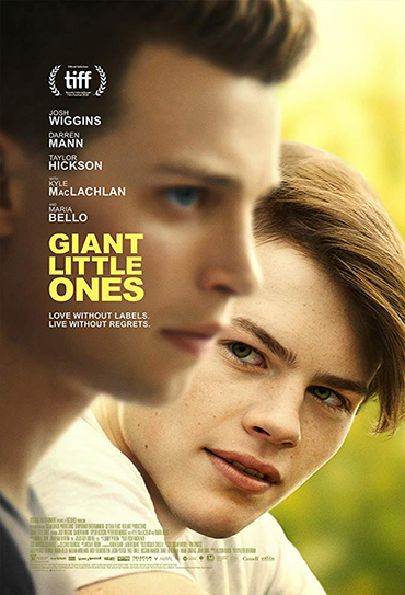 Poster do filme Giant Little Ones