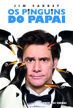 Poster do filme Os Pinguins do Papai