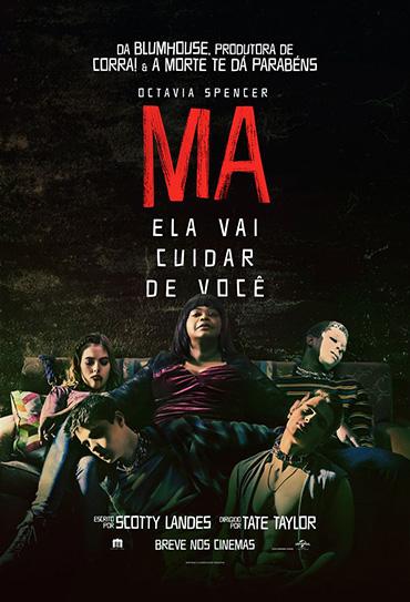 Poster do filme MA