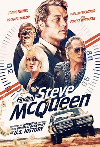 Poster do filme Encontrando Steve McQueen