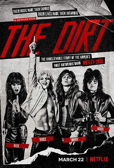 The Dirt – Confissões do Mötley Crüe