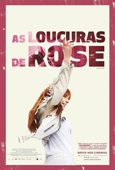 Poster do filme As Loucuras de Rose
