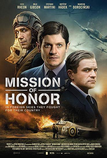 Poster do filme Missão de Honra