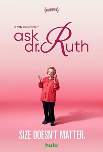 Poster do filme Ask Dr. Ruth