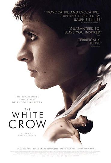 Poster do filme O Corvo Branco