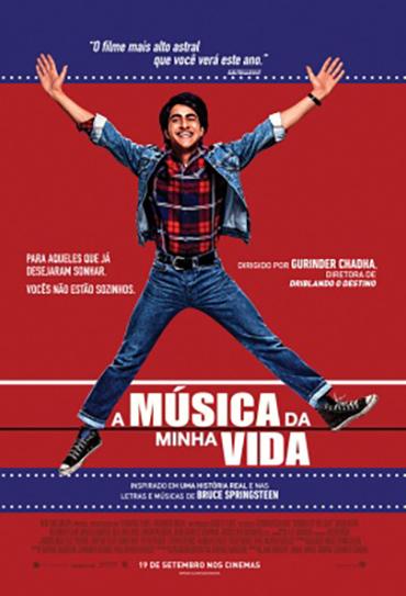 Poster do filme A Música da Minha Vida