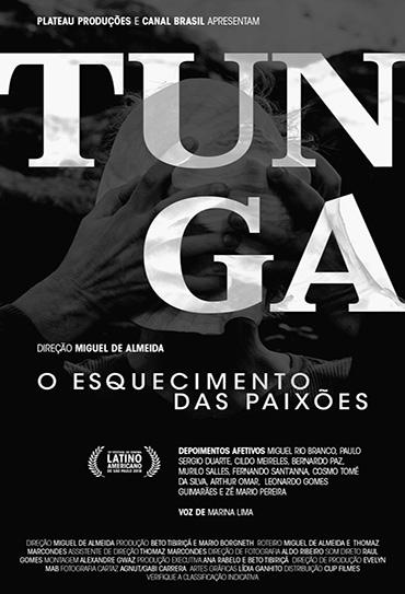 Poster do filme Tunga, O Esquecimento Das Paixões