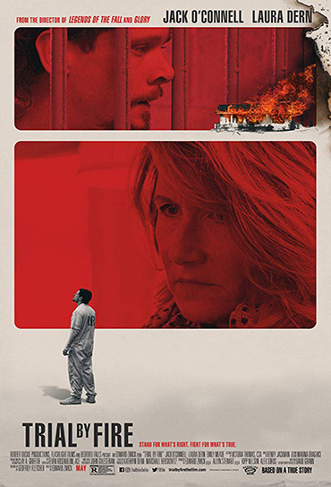 Poster do filme Trial by Fire