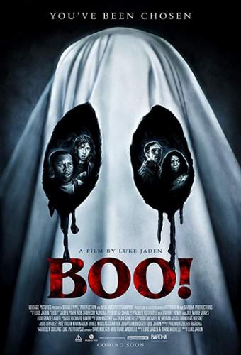 Poster do filme BOO!