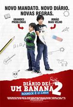 Poster do filme Diário de um Banana 2: Rodrick É o Cara