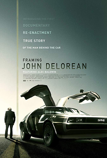 Poster do filme Framing John DeLorean