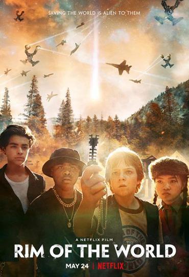 Poster do filme Fim do Mundo