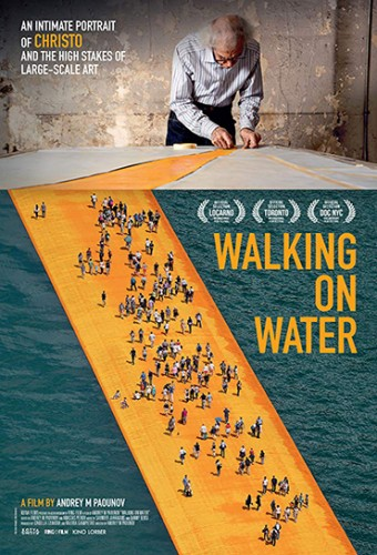 Poster do filme Walking on Water