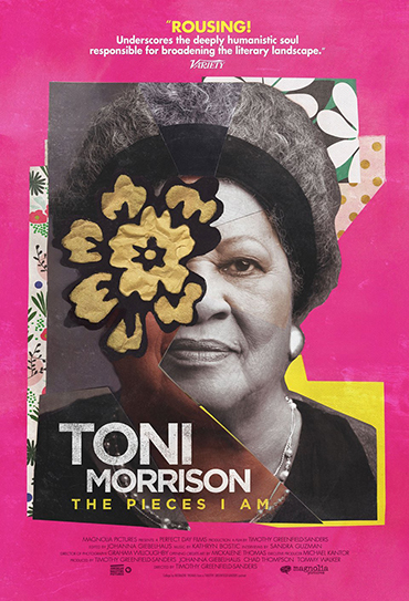 Poster do filme Toni Morrison: The Pieces I Am