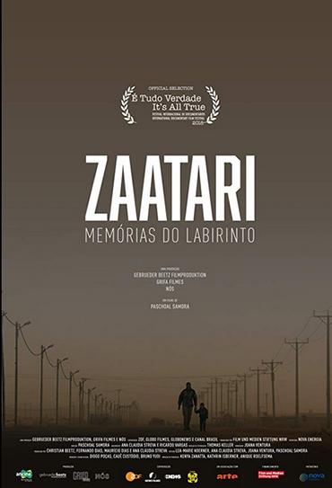 Zaatari - Memórias do Labirinto