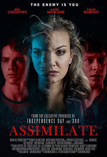 Poster do filme Assimilate