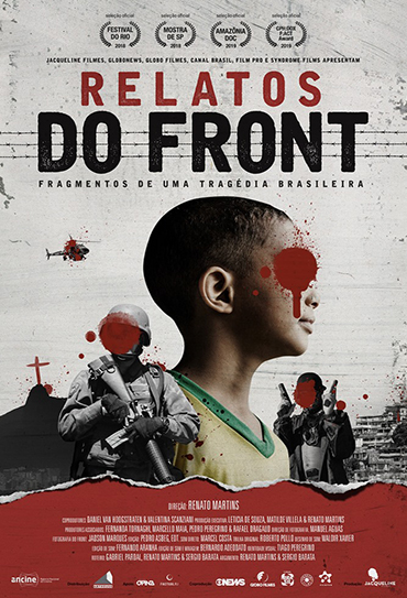 Poster do filme Relatos do Front