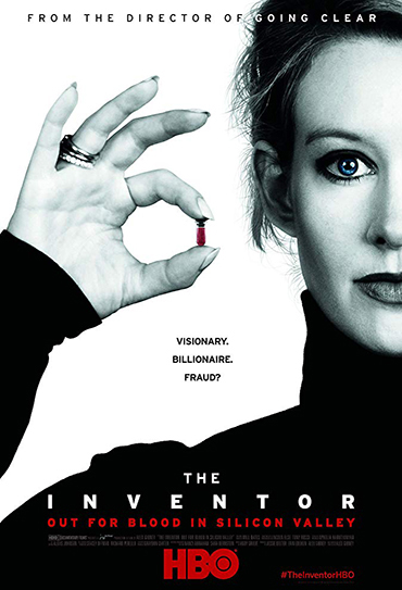 Poster do filme The Inventor: Out for Blood in Silicon Valley
