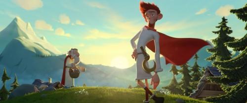 Imagem 1 do filme Astérix e o Segredo da Poção Mágica