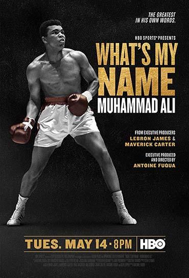 Poster do filme Qual É o Meu Nome: Muhammad Ali