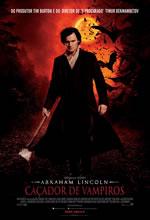 Poster do filme Abraham Lincoln: Caçador de Vampiros