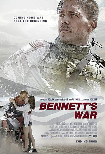 Poster do filme Bennett's War