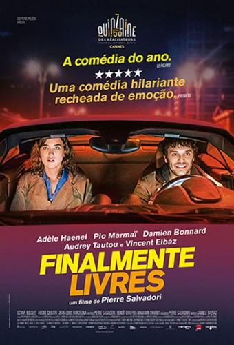 Poster do filme Finalmente Livres