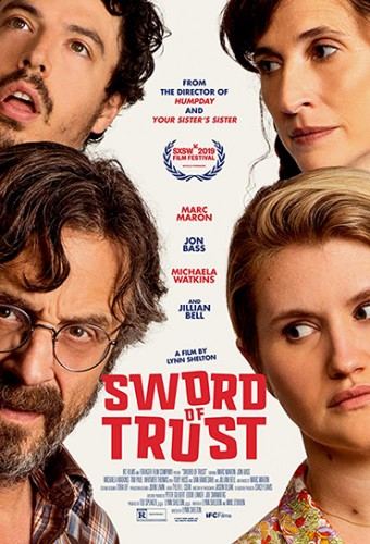 Poster do filme Espada de Confiança