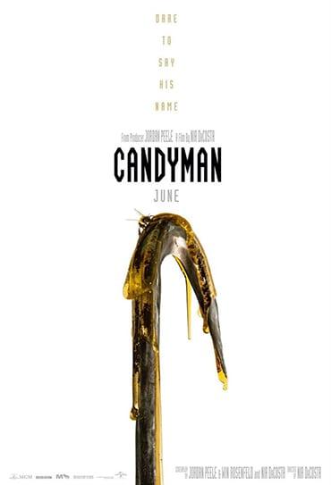Poster do filme A Lenda de Candyman