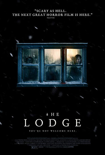 Poster do filme The Lodge