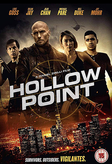 Poster do filme Hollow Point
