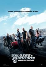 Poster do filme Velozes e Furiosos 6