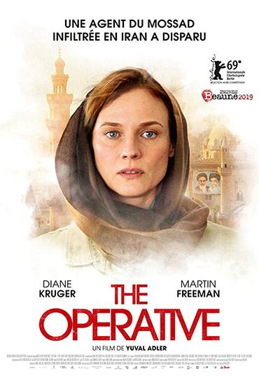 Poster do filme O Operativo