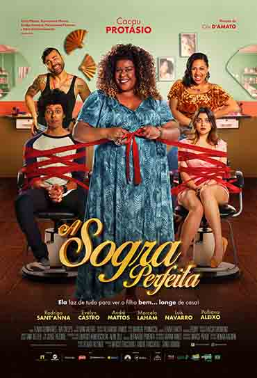 Poster do filme A Sogra Perfeita