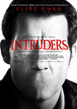 Poster do filme Intrusos