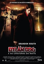 Poster do filme Dylan Dog e as Criaturas da Noite