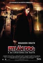 poster Dylan Dog e as Criaturas da Noite