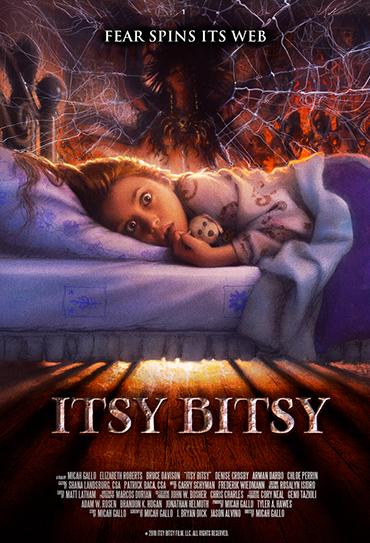 Poster do filme Itsy Bitsy
