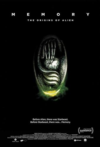 Memória: As Origens do Alien