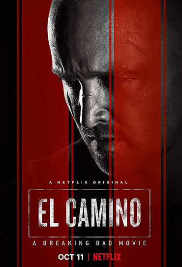 Poster do filme El Camino: A Breaking Bad Film