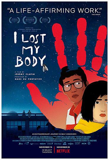 Poster do filme Perdi Meu Corpo
