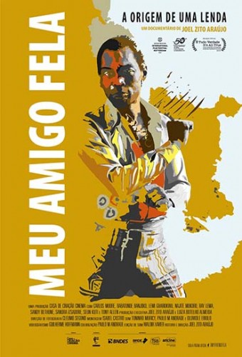 Poster do filme Meu Amigo Fela