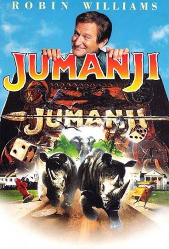 Poster do filme Jumanji