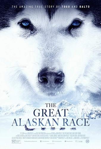 Poster do filme A Grande Raça do Alasca